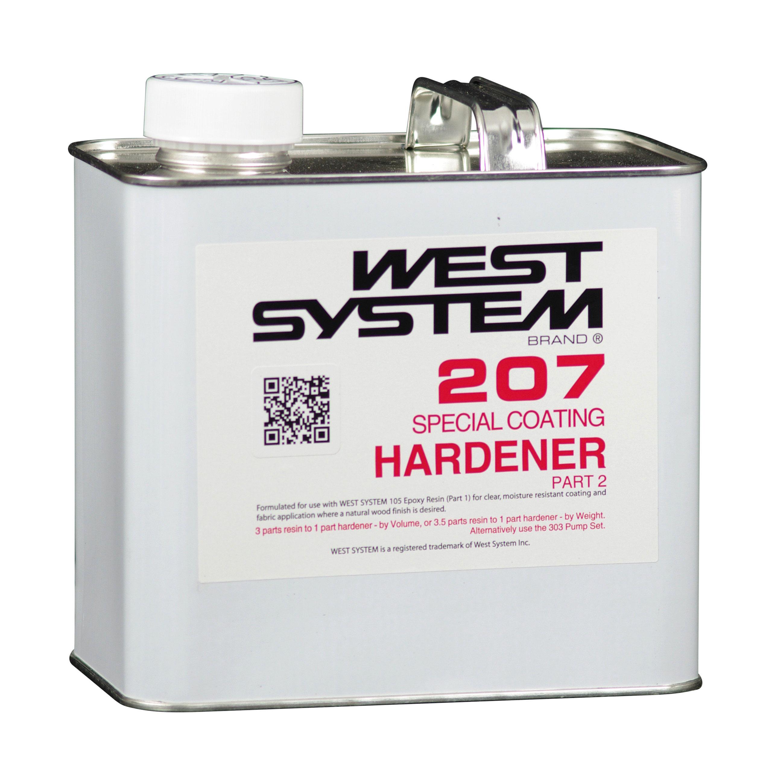 WEST SYSTEM 207 - utwardzacz do żywicy epoksydowej